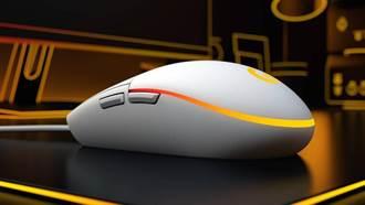 G102第二代電競滑鼠全面升級 蝦皮超品日首亮相!