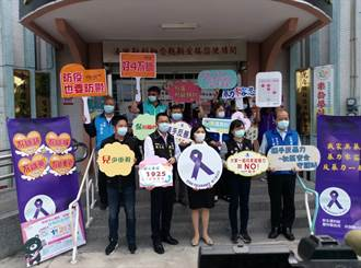 雲縣府超前部署 761社區安全守護站防止疫情症候群