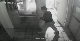 疑拿「雷射測距儀」進錢櫃5樓儲藏室充電  工人再遭傳喚