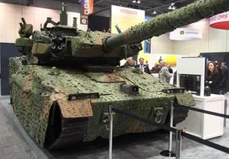 美軍將決定MPF新型輕戰車