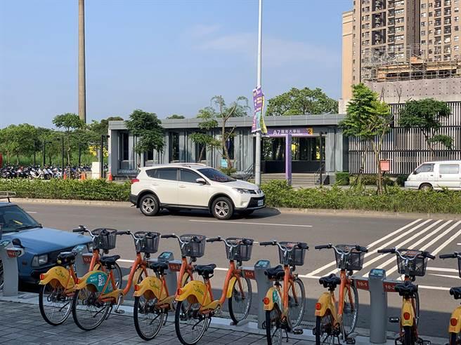 ▲隨著機捷通車後,A7重劃區2字頭房價,成為北台灣交易熱門區域。/ 圖業者提供