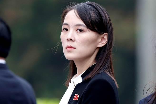 北韓最高領導人遭傳手術後病危,至今行蹤成謎,外界猜測,胞妹金與正可能是繼任人選,專家分析,若金與正掌權,將比金正恩更為殘暴。(資料照/路透社)