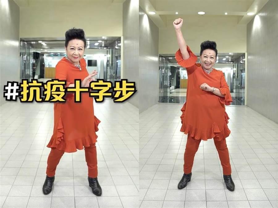 勸小豬勿做「多人運動」港星薛家燕憶「黑眼圈」擔心太操勞- 娛樂- 中時
