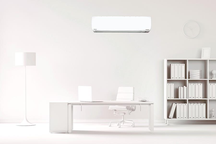 新一代空調系統除了冷暖溫控,也具備溼度控制的功能。(和泰興業提供)