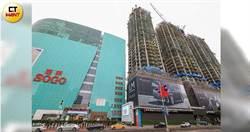 2000億開發案匯聚東區 商圈盼5年內起死回生