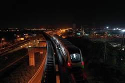 陸首列商用磁浮2.0版列車 時速160km