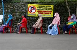 印尼染疫人數破9000 逾2200起死亡呈新冠症狀