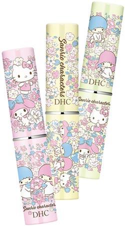 DHC攜手三麗鷗 推出聯名商品
