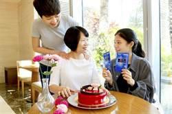 搶攻母親節商機 台中飯店業者推限量蛋糕搶市
