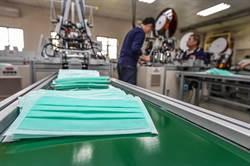 口罩日產能盼躍2,500萬片 經濟部著手規劃逐步解禁