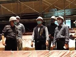 中市中山堂花9千萬整建6月開館   將躍升頂尖劇院