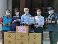 民代、民企合捐1萬5千塊「黑砂糖香皂」 助民眾抗疫
