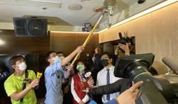 消防局強調不合格均限期改善 市議會綠營議員質疑檢測不確實