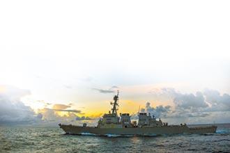 批未經允許擅入領海 行徑挑釁予以警告驅離!美艦再闖西沙 陸嗆恐引不測