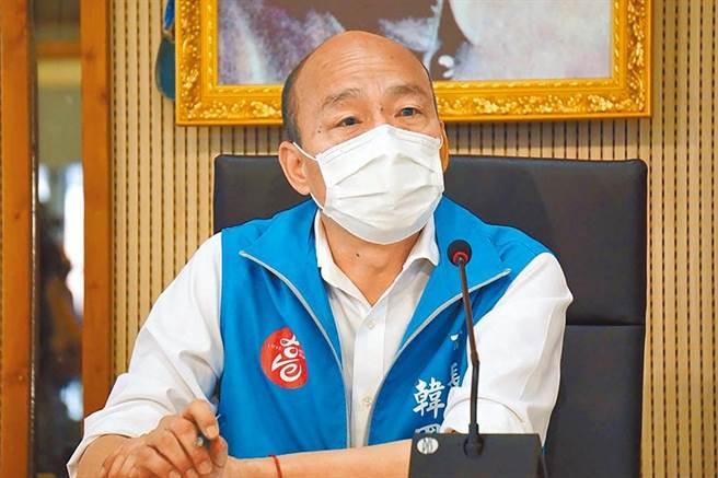 高雄市長韓國瑜。