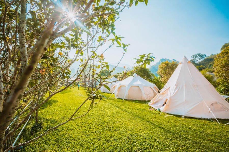 苗栗露營|山美學 。(KKday 提供)