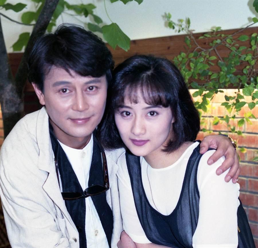 《一簾幽夢》陳德容、劉德凱。(本報系資料照)