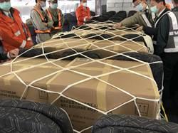 口罩寄出國卡關 民航局協調華航增運能