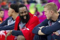 哈登得刮鬍子了?NBA重啟規定:球員必須戴口罩