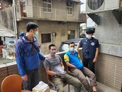 就是愛台灣 越南2男子遭遣送 籌鉅款偷渡來台又被補
