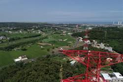 今夏供電救火隊報到!台電通霄超高壓輸電線路完工送電