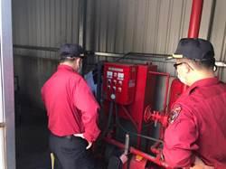 防範KTV場所火災 南市消防局第二大隊加強消防安檢
