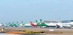 航空業救命錢 500億融資將撥款