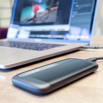 筆電儲存容量不夠用 外接硬碟怎麼選?