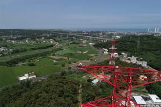 通霄345kV超高壓線路今送電   夏天多保100萬瓩電力