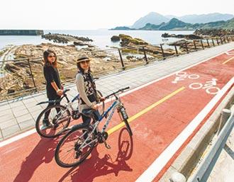 望海自行車道完工 網美導覽無敵海景