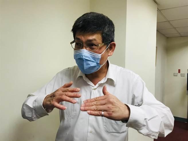 北市主計處長鄭瑞成30日表示,災害預備金因應疫情,目前僅剩7500萬元,他初步構想追加12億元,但還需經市政會議、議會通過。(張穎齊攝)