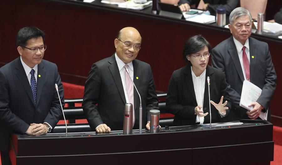 520內閣改組,你最希望哪位部長留任?