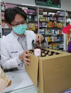 國貿局5月新制 藥用酒精禁止出口