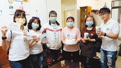 合庫人壽邀陳時中 聲援家庭照顧者