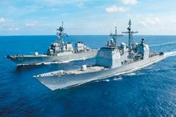 連美艦再闖南海 2日自由航行