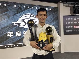 SBL》頒獎典禮再現!蔣淯安包辦四大獎