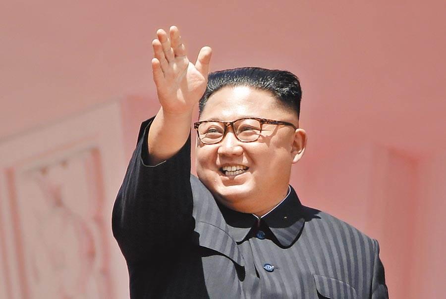 北韓領導人金正恩神隱多日,五一勞動節是北韓的重要節日,金正恩今天是否現身備受關注。(美聯社)