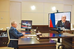 俄總理確診 全國感染逾11萬人