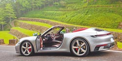 開保時捷911追桐花 Carrera S Cabriolet強悍型帥