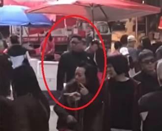 金正恩現身彰化吃肉圓  旁人驚:怎會在台灣?