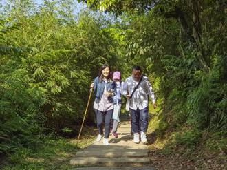 基隆姜子寮登山步道 連假散心好去處