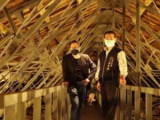 中市歷史建築帝國製糖廠 修復成為文創新亮點