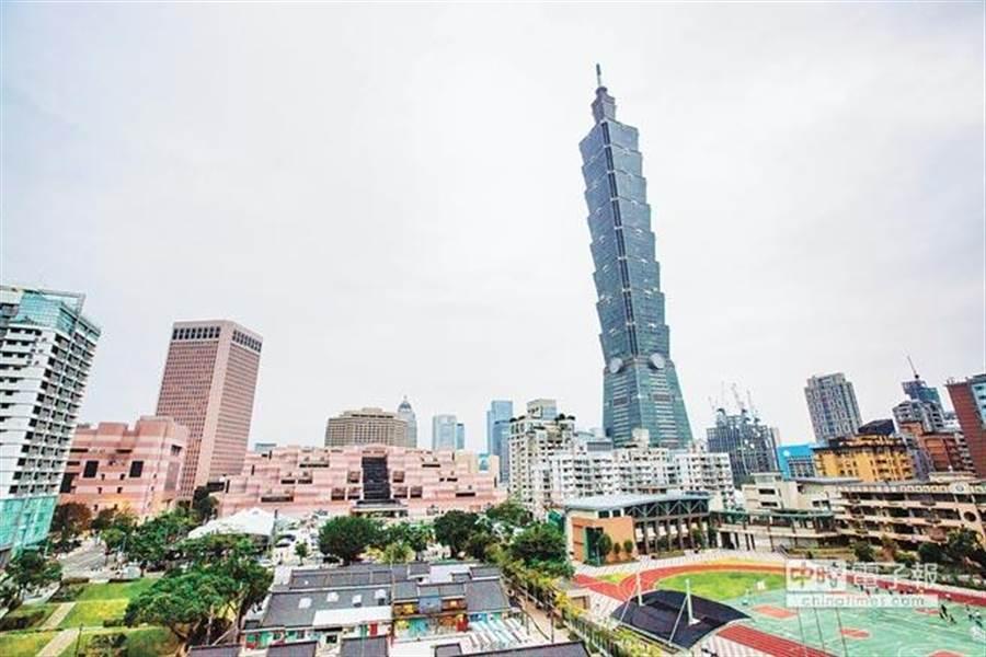 謝金河認為,今年台灣的經濟成長率仍然有機會居亞洲四小龍之首。(資料照)