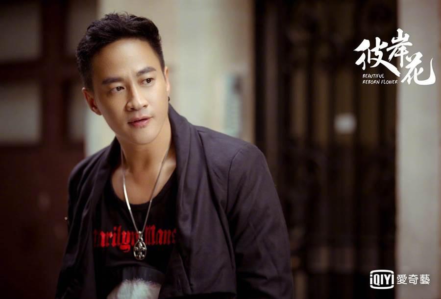何潤東飾演桀驁不馴的富二代漢森。(愛奇藝台灣站提供)