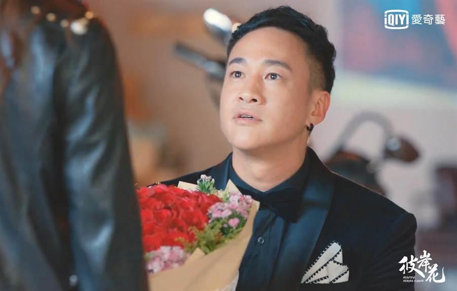 何潤東提勇氣對林允求婚。(愛奇藝台灣站提供)