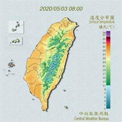 吳德榮:炎熱天氣再持續3天
