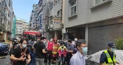 醫家大火/名醫家族遭火警吞噬5死 市長韓國瑜前往關心