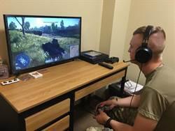 防疫期間 美軍戰車兵以電玩代替訓練