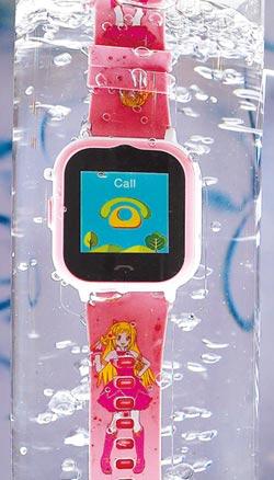 兒童5G智慧錶 商機頭好壯壯