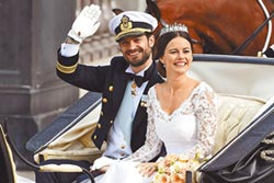 瑞典王妃戰疫 成功洗白黑歷史